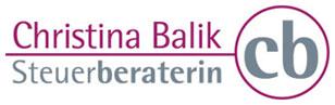 Christina Balik – Steuerberaterin